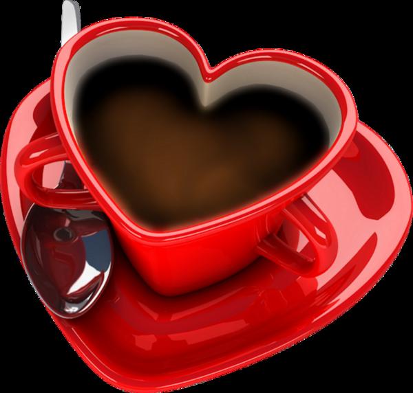 Tubes saint valentin tasse chocolat ruban champagne - Image st valentin coeur ...