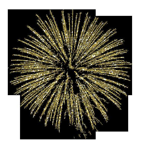 nouvel an : tubes feu d'artifice - happy new year