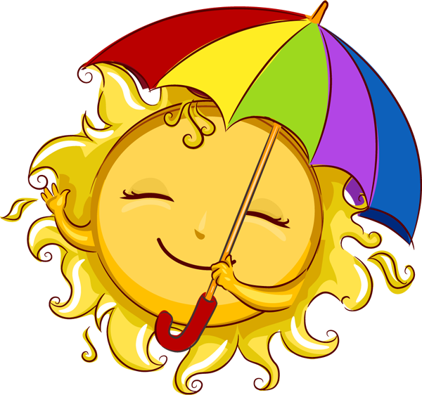 sun - summer sun - smile - tube - sun umbrella