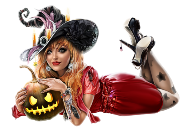 Images sorci res halloween jolies sorci res photos halloween sorcieres - Dessin diablesse ...