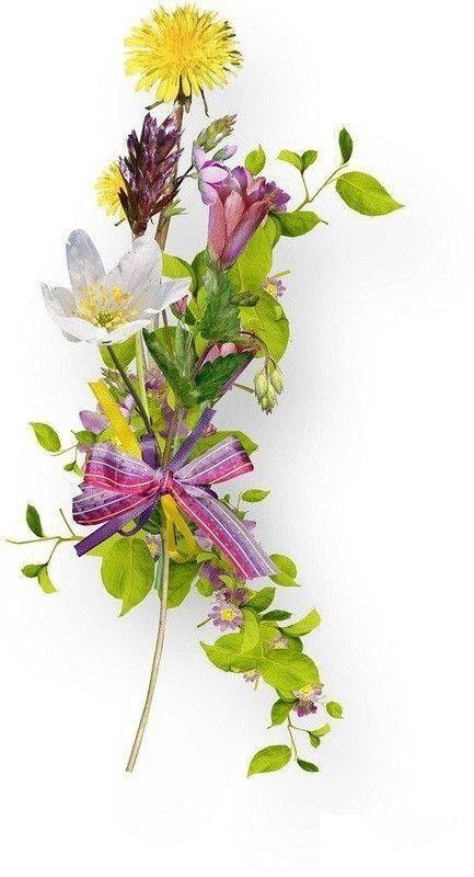 fleur des champs element scrapbooking deco printemps png. Black Bedroom Furniture Sets. Home Design Ideas