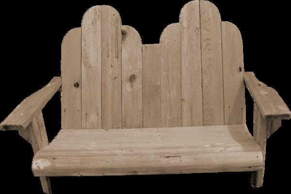 wooden - fauteuil  de jardin en bois