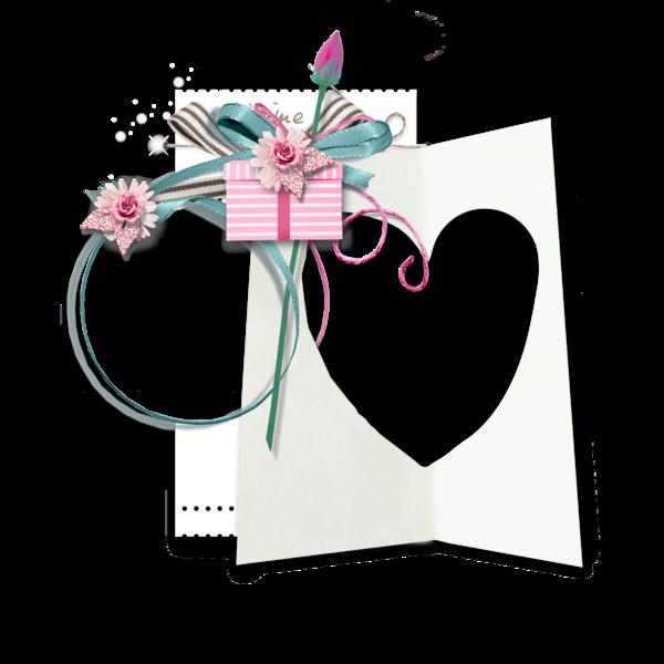 Cadre coeur amour romantique saint valentin - Image saint valentin romantique ...