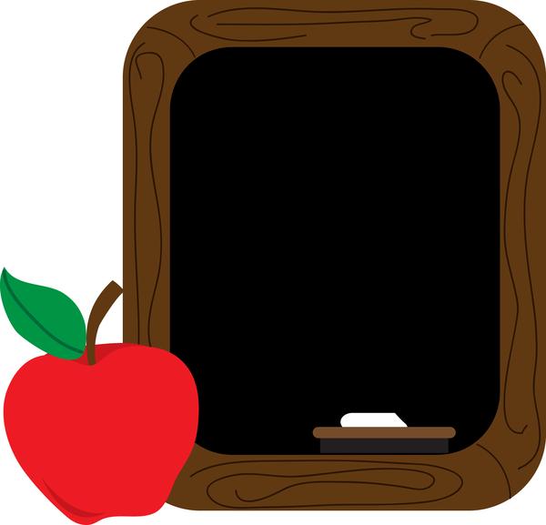 image tableau noir - founitures scolaires - rentrée scolaire