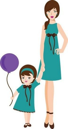 Day Maman Couple Clipart Enfant Sxtdhqcr Mother's rhCtQsd