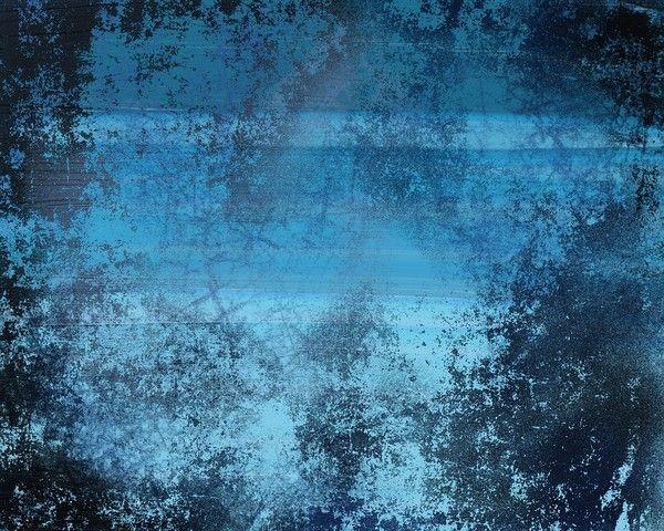 papier fond creas bleu