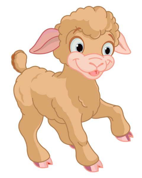 Agneaux De Paques Cute Lamb Agneau Pascal Mouton Clipart