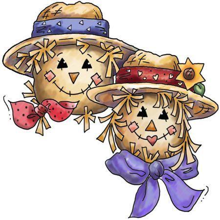 Happy scarecrow clipart scarecrow clip art cute clip art images