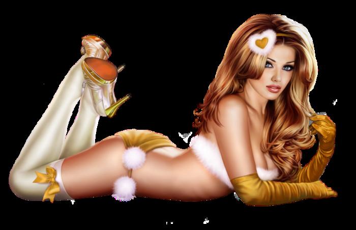 Femme Nu Joyeux Noel noel sexy meres noel