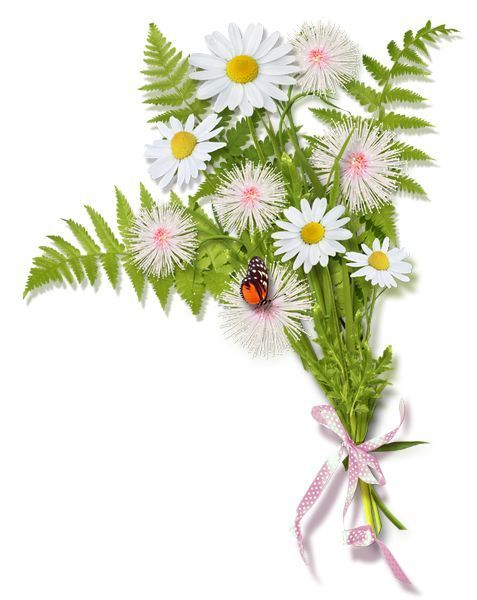 Printemps gros gif printemps animation vent fillette et for Bouquet de fleurs printemps