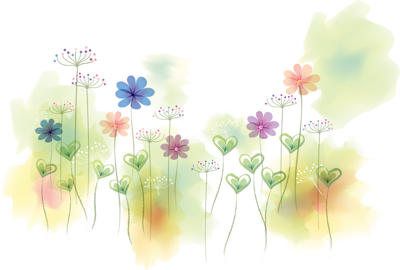 Fonds d ecrans printemps for Fleurs jardin printemps
